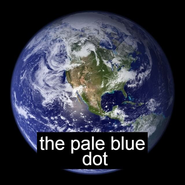 This example adds a dark label with white text to a JPG image of the Earth. Font size is set to 64 pixels and font family is set to Sans Serif.