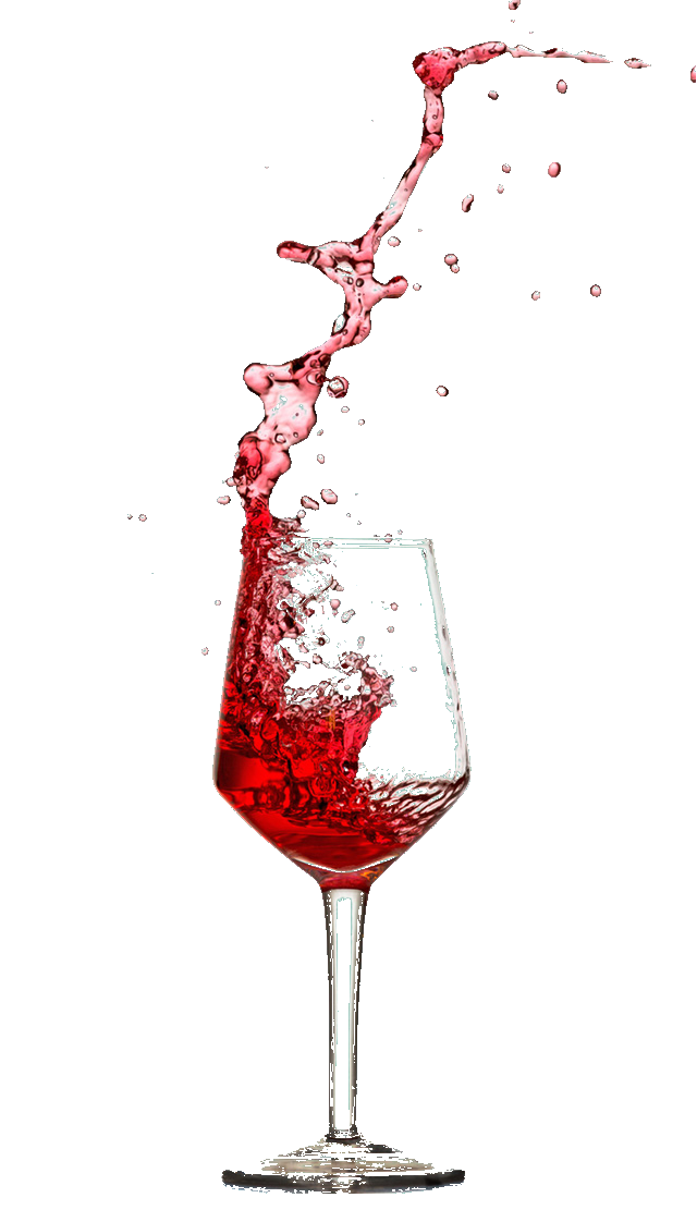 In this example we enable the transparency option and remove background from a JPEG image of a wine glass.